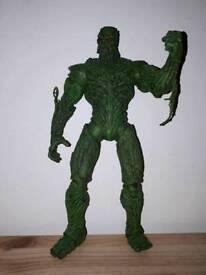 "DC Man Thing talk figure 9"""