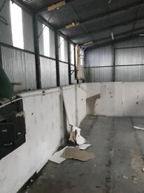 Galvanised sheets great condition