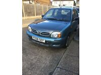 nissan micra 1.4s 2001 swap what you got with cash or iphone 6/7