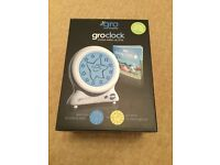 Groclock with bedtime story book