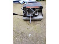 Silca Record Plus Key cutting machine