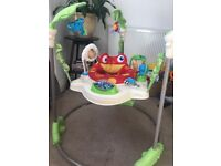 Jumperoo- good condition
