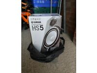 Yamaha HS5 moniter speaker