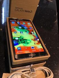 Samsung Note 3 Unlocked 32GB black