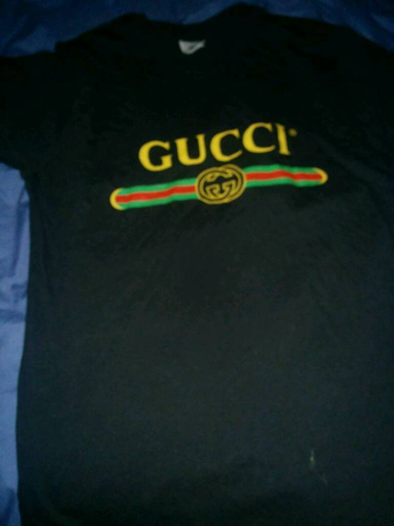 a1db68048 Gucci t shirts black and white, | in Ferry Road, Edinburgh | Gumtree