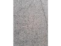 Carpet tiles Interface colour concrete