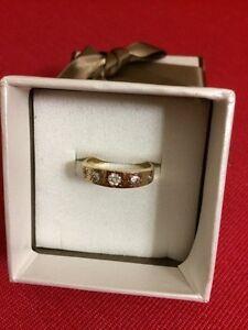 18 carat gold and diamond ring Beaumaris Bayside Area Preview