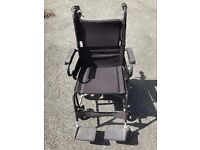 Karma electric assisted wheelchair in good running order with charger
