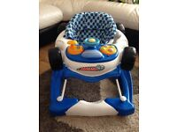 Boys Baby Walker immaculate condition