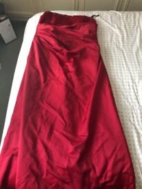 Alfred Angelo red dress