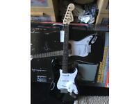 Fender Guitar and Amp