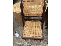 4 x folding chairs in good condition