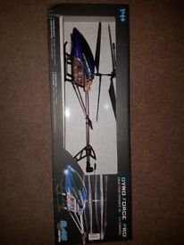 Rc large helicopter boxed new