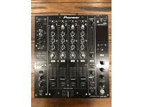 Pioneer DJM 850k Mixer for Sale - Great Condition