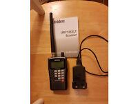 Uniden UBC125XLT radio scanner