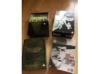 12 DVD,s