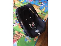 Maxi-Cosi CabrioFix Group 0+ Baby Car Seat, Graphite