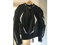 RST Blade 2 leather motorcycle jacket