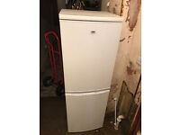 Zanussi Electrolux Fridge Freezer Fully Working with 3 Month Warranty