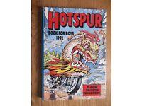Hotspur 1992- comic annual