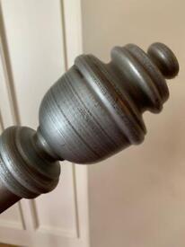 Stunning grey pole - 240 cm
