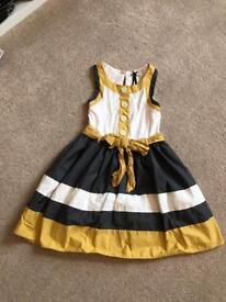 Girls Dress Age 6-7 years