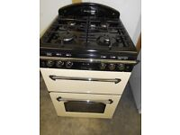 Gourmet GRB6GV Range style 60cm gas cooker .only 10 months old mint conditioon .free local delivery