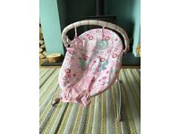 Baby seat - Bright Starts Bouquet Surprise Bouncer