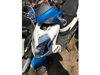 2013 Sym Jet 4 125cc Moped good runner. Quick sale