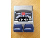 Digitech RP50, used but in very good condition