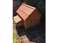 Chicken coop house