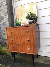 GENUINE VINTAGE DRESSING TABLE FREE DELIVERY 🇬🇧