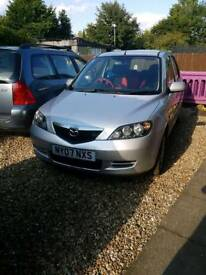 Mazda 2 1.4 turbo, 500 spent recently, 8 months mot