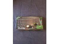 Razer Gaming Keyboard Blackwidow Ultimate Mechanical Lighting