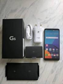 LG G6 Black (UNLOCKED)