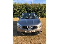 Nissan Qashqai (2010) N-Tec. 1.5L, Diesel, 2 Years service history. Great condition.