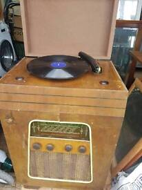 Radiogram very old