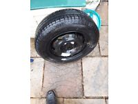 For sale car wheel brand new tyre
