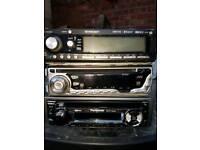 Car cd player's
