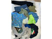 Bundle of clothes, for 10 years old boys