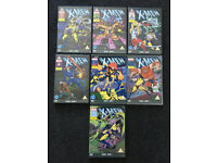 X-Men animated series dvd bundle