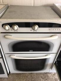 White Hotpoint Built in Electric Oven Fully Working Order Just £50 Sittingbourne