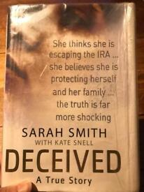 """""""Deceived"""" by Kate Snell"""