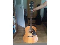 Epiphone Texan jumbo acoustic