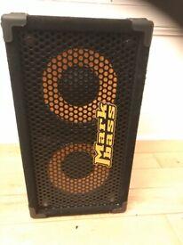 Mark Bass 2 x 10 - 400 Watt Bass speaker.