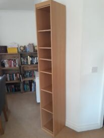 Pine Shelf Unit Book Case
