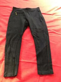 Zara girls trousers. 6/7 years.