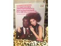 City & Guilds level 2 hairdressing and barbering textbook