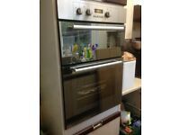 HOTPOINT DY46 DOUBLE OVEN & GRILL