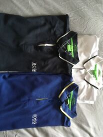 3x Hugo Boss Mens Tops size L
